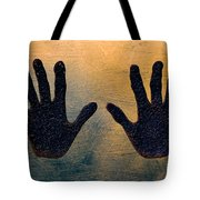 Hands Down Tote Bag