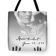Hands Of Amelia Tote Bag