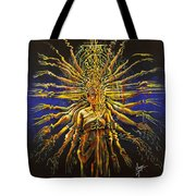 Hands Of Compassion Tote Bag