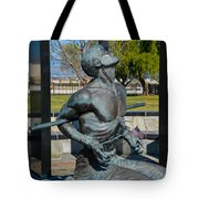 Hands Of Sorrow Tote Bag