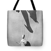Hands Of The Puppeteer, 1929 Tote Bag by Tina Modotti