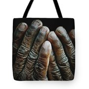 Hands Of Time 2 Tote Bag