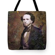 Handsome Fellow 3 Tote Bag