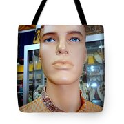 Handsome Harry Tote Bag