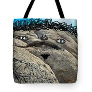 Handsome Jabba The Hut Rock  Tote Bag