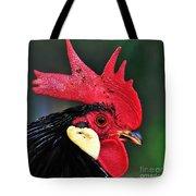 Handsome Rooster Tote Bag