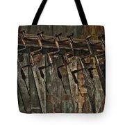 Handy Man Tools Tote Bag