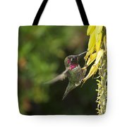 Hangin For A Meal Tote Bag