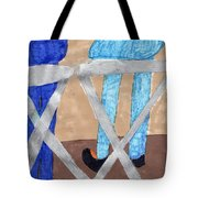 Hangin Out Tote Bag
