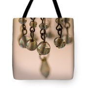 Hanging Beaded Votive Abstract 5 Tote Bag