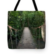 Hanging Bridge Tote Bag