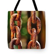 Hanging Chain Tote Bag