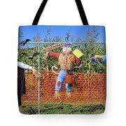 Hanging For Halloween By Diana Sainz Tote Bag