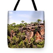 Hanging Forest Tote Bag