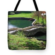 Hanging Garden In Indiana Tote Bag