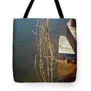 Hanging On Tote Bag