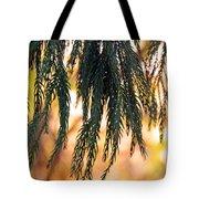 Hanging Pine Tote Bag