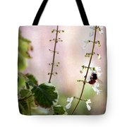 Hanging Pot With Bee Tote Bag