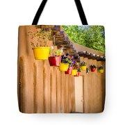 Hanging Pots Tote Bag