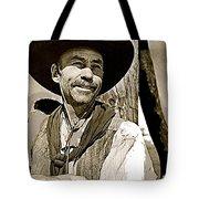 Hank Worden Publicity Photo Red River 1948-2008 Tote Bag