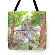 Hannah's House Tote Bag