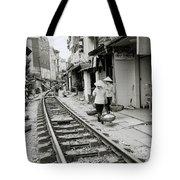 Hanoi Lifestyle Tote Bag