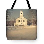 Hanover Center Church Etna New Hampshire Tote Bag