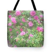 Hansa Roses Tote Bag