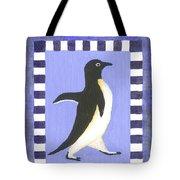 Hanukkah Penguin Two Tote Bag