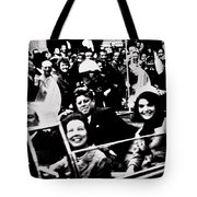 Happier Times Tote Bag