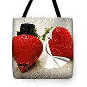 Happily Berry After Tote Bag