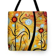 Happiness By Madart Tote Bag