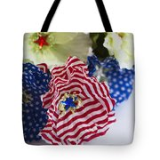 Happy 4th Of July America Tote Bag