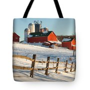 Happy Acres Farm Tote Bag