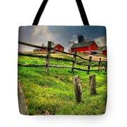 Happy Acres Farm Tote Bag
