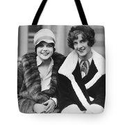 Happy Actresses Tote Bag