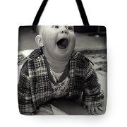 Happy Baby Tote Bag