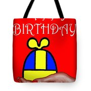 Happy Birthday 2 Tote Bag by Patrick J Murphy