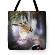 Happy Birthday Big Boy Tote Bag