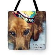 Happy Birthday Buddy  Tote Bag