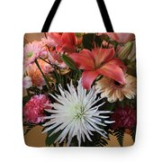 Happy Birthday Card Tote Bag