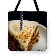 Happy Birthday Tote Bag by Edward Fielding
