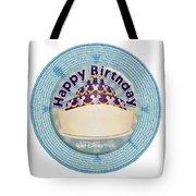 Happy Birthday Wd 2013 Tote Bag by Douglas K Limon