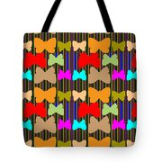 Happy Butterfly Dance Art For Kids Room  Daycare Playroom School Kindergarden Digital Graphic Signat Tote Bag