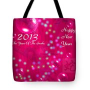 Happy Chinese New Year 2013  4 Tote Bag