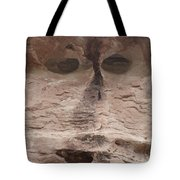 Happy Cliff Tote Bag