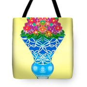 Happy Day Urn Tote Bag