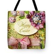Happy Easter 2 Tote Bag