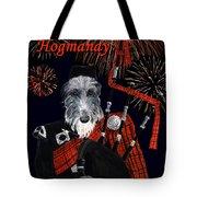 Happy Hogmanay Tote Bag