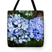 Happy Hydrangea Tote Bag